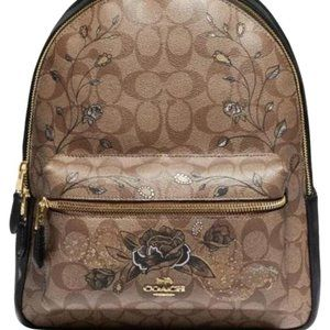 Coach x Chelsea Champlain Signature Med Backpack